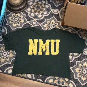 Urban Outfitters Tops - Vintage NMU crop top SMALL/MEDIUM